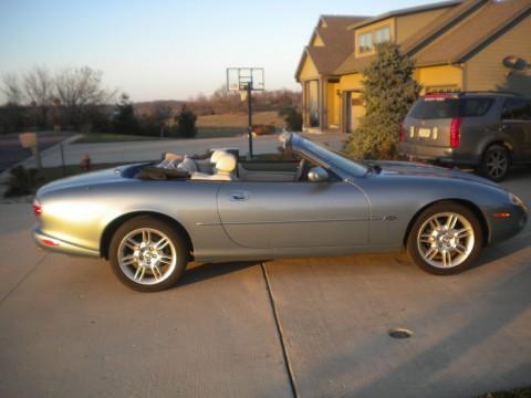 2002 Jaguar XK8 Convertible for sale