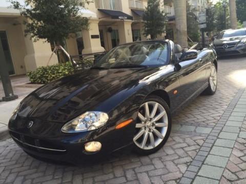 2005 Jaguar XK8 Convertible for sale