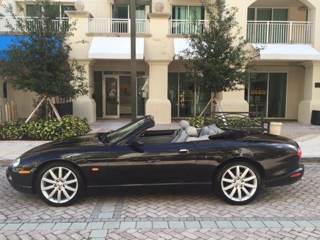 2005 Jaguar XK8 Convertible