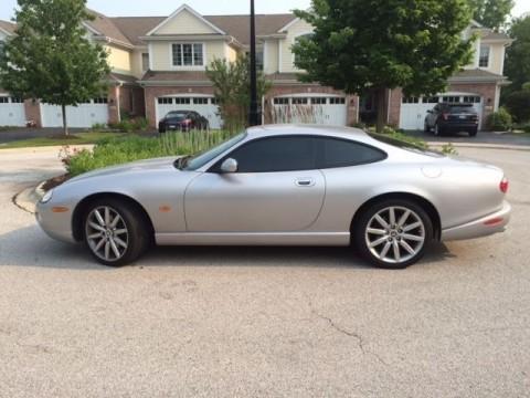2005 Jaguar XK8 for sale