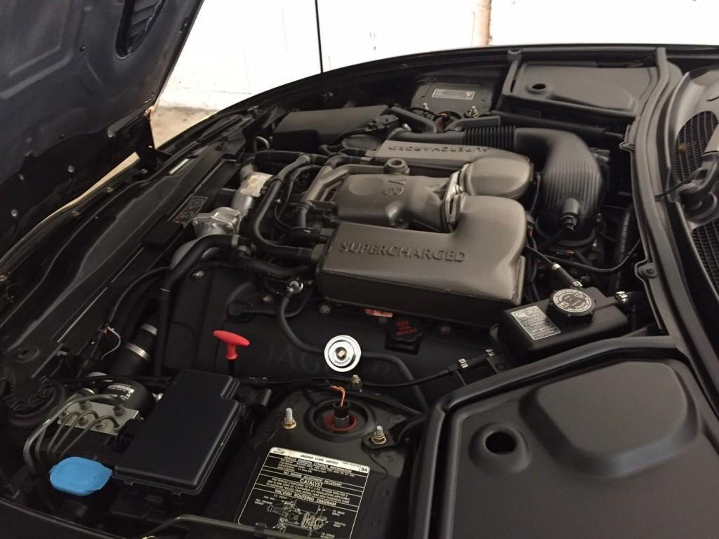 2005 Jaguar XKR Convertible 4.2L