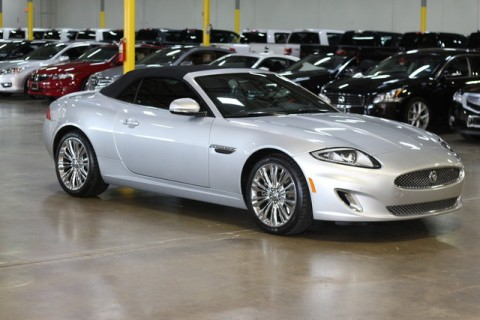 2012 Jaguar XK Convertible for sale