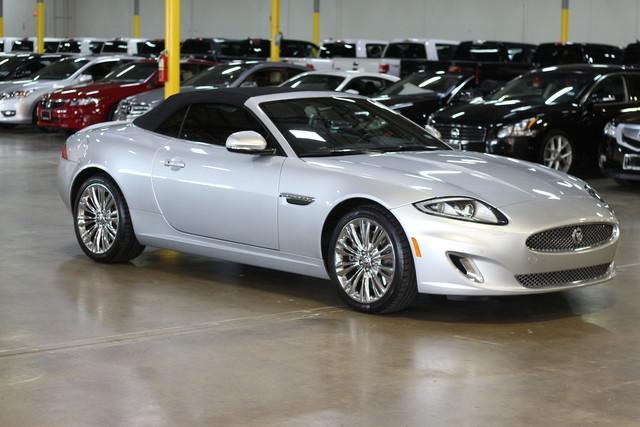 2012 Jaguar XK Convertible for sale