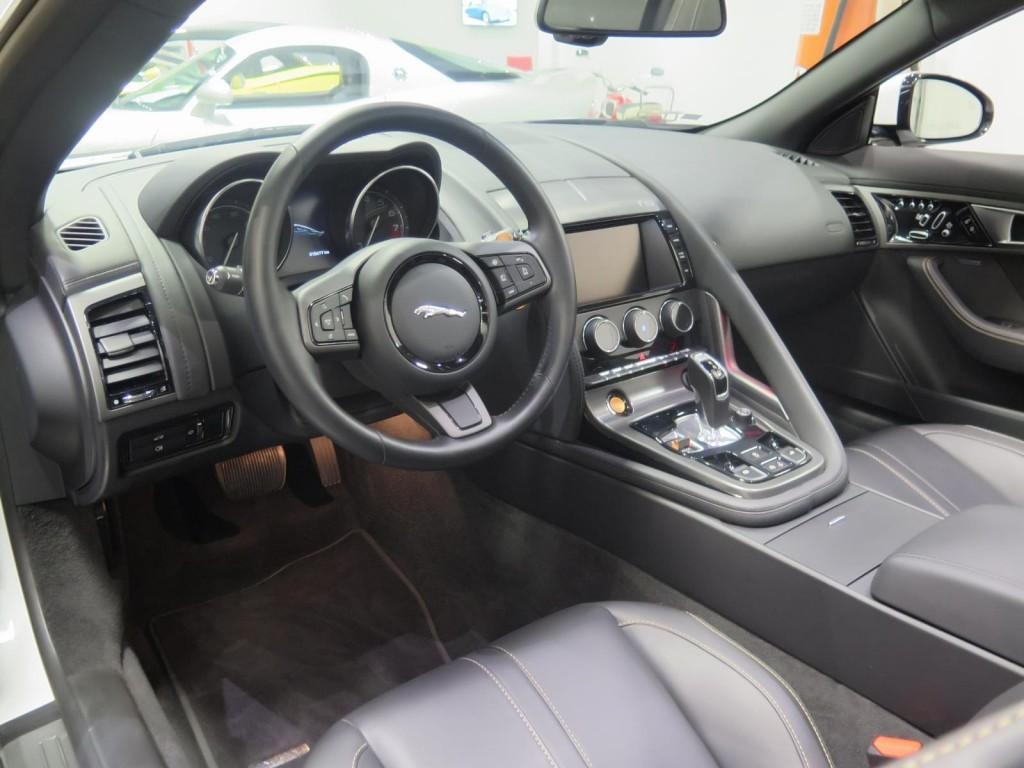 2014 Jaguar F Type S Convertible 2 Door 3.0L