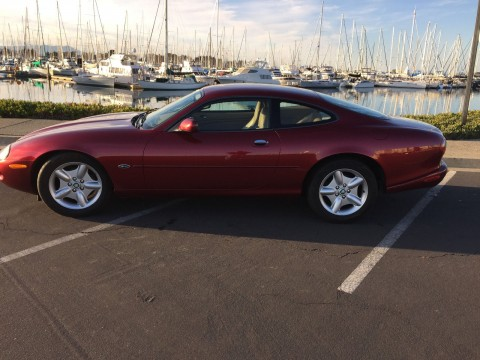 Collector Condition 1996 Jaguar XK8 Coupe for sale
