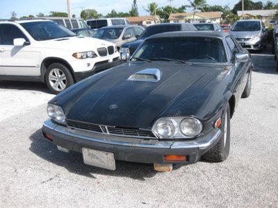 1989 Jaguar XJS 2dr Coupe