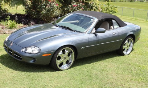 2000 Jaguar XK8 Convertible for sale