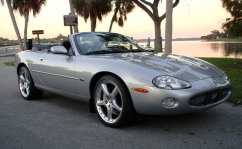 2001 Jaguar XKR Silverstone for sale