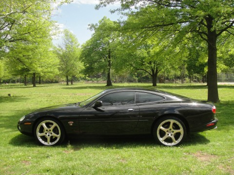 2002 Jaguar XKR Silverstone 20″ rims for sale
