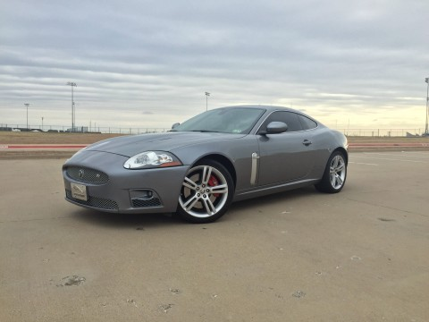 2007 Jaguar XKR Super Charged Coupe for sale