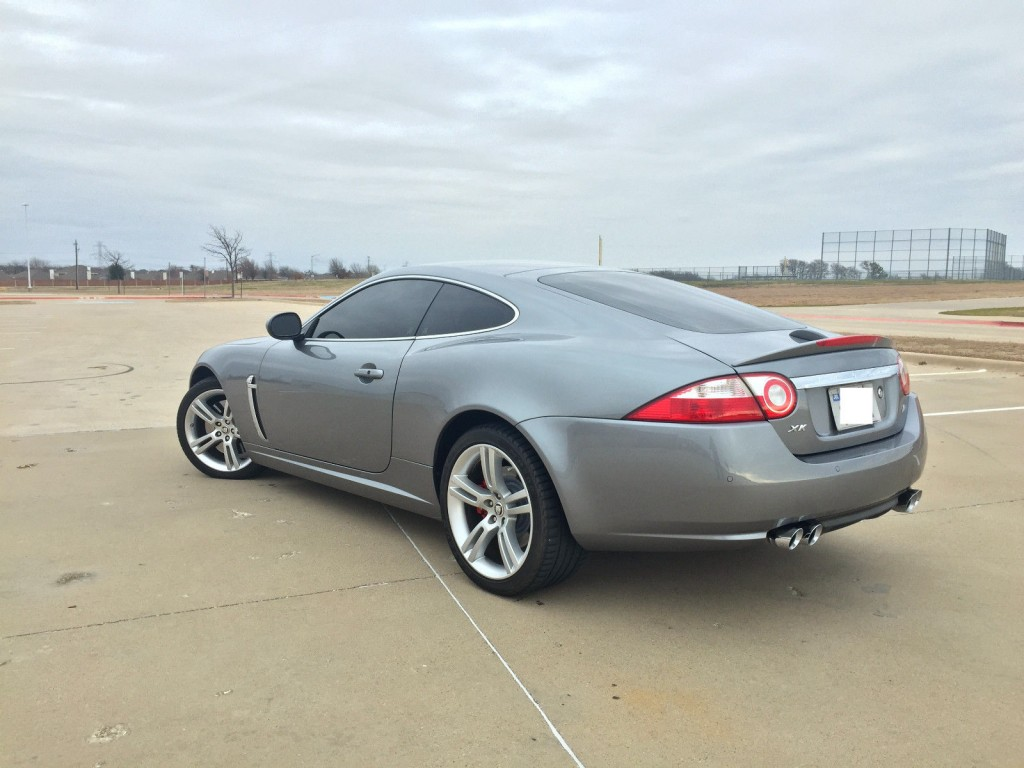 2007 jaguar xkr super charged coupe for sale. Black Bedroom Furniture Sets. Home Design Ideas