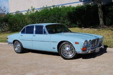 1970 Jaguar XJ Series 1 Sedan for sale