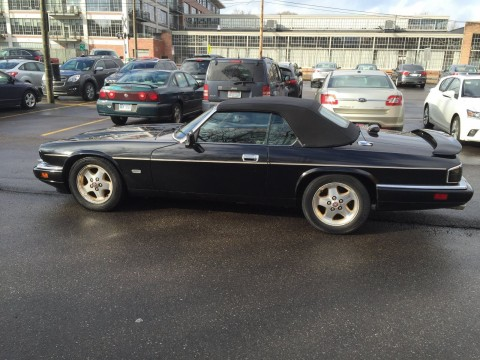 1994 Jaguar XJS V12 Convertible for sale