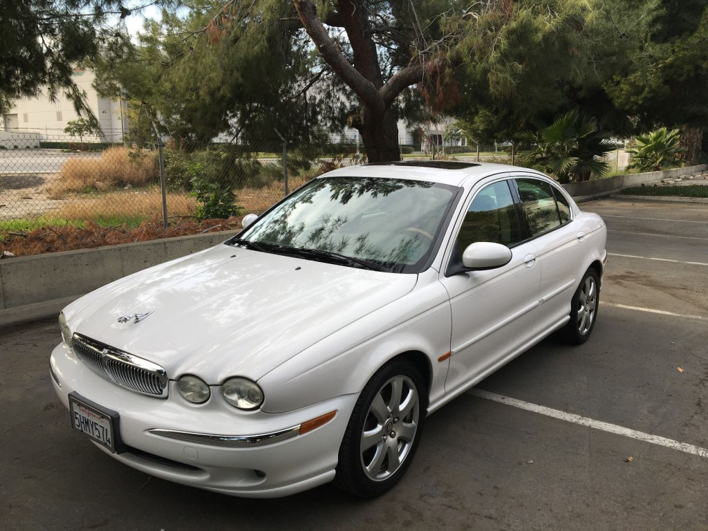 2004 jaguar x type 3 0l awd for sale. Black Bedroom Furniture Sets. Home Design Ideas