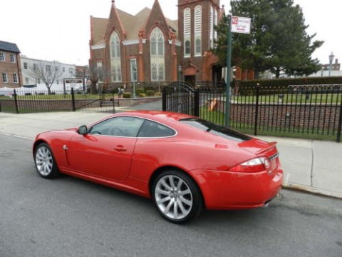 2007 Jaguar XK Coupe XK8 for sale