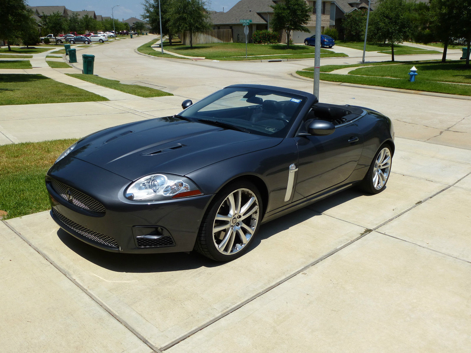 2007 jaguar xkr convertible for sale. Black Bedroom Furniture Sets. Home Design Ideas