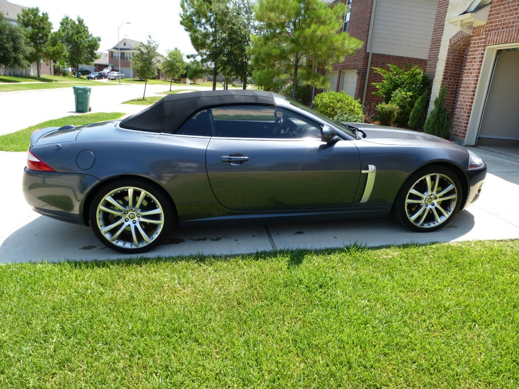 2007 Jaguar Xkr Convertible For Sale