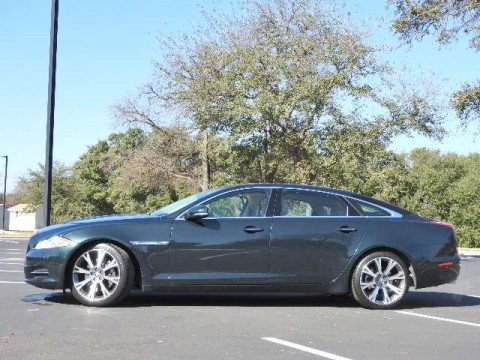 2011 Jaguar XJL Sedan for sale