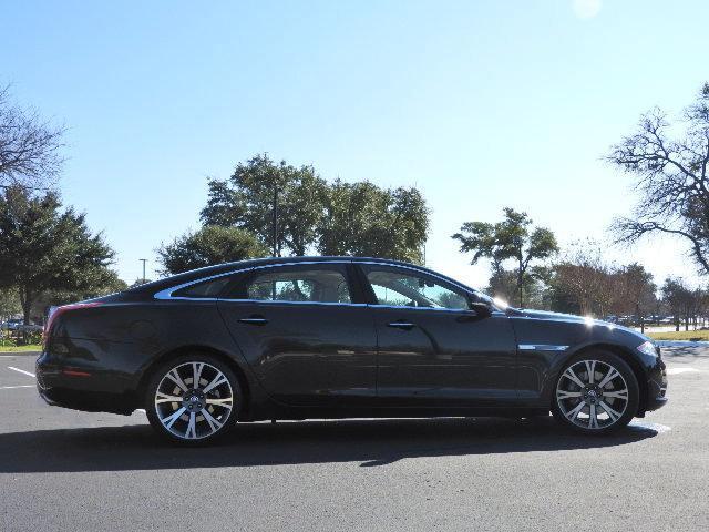 2011 Jaguar XJL Sedan