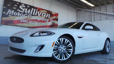 2012 Jaguar XK Coupe for sale
