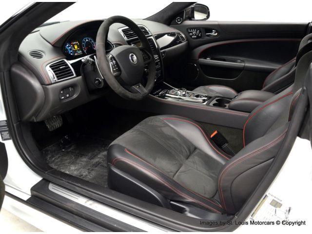 2014 Jaguar XK XKR S GT