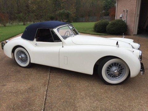 1953 Jaguar XK120 DHC for sale