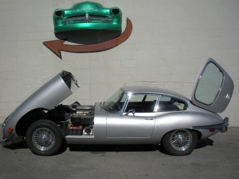 1970 Jaguar XKE Series II 4.2 Coupe for sale