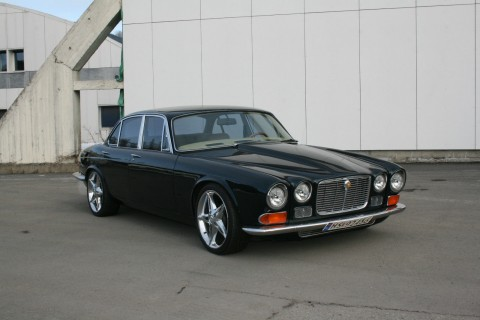 1972 Jaguar XJ Hotrod, 476 hp, Nitro, 5,7 V8, rebuilt for sale