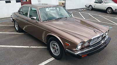 1986 Jaguar XJ 4dr Sedan Va for sale