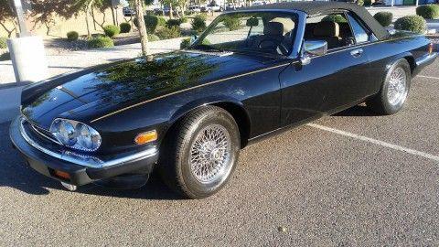 1990 Jaguar XJS Convertible for sale