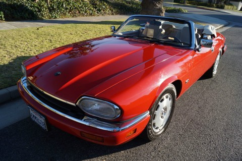 1996 Jaguar XJS 4.0L Convertible for sale