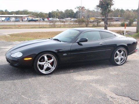 1996 jaguar xjs 4 0l convertible jaguars for sale. Black Bedroom Furniture Sets. Home Design Ideas