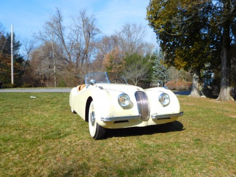 1950 Jaguar XK120 Roadster for sale