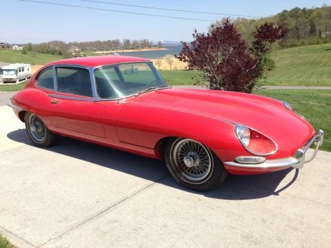 1968 Jaguar E Type XKE Series 1.5 for sale