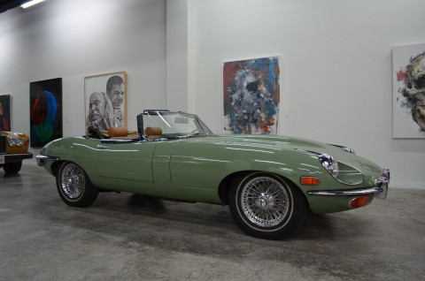 1969 Jaguar E Type Roadster XKE for sale