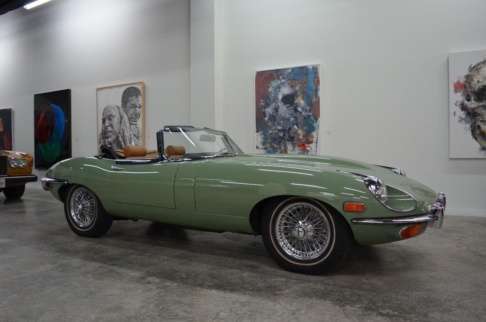 1969 Jaguar E Type Roadster Xke For Sale
