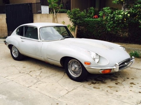 1969 Jaguar E Type XKE 2+2 for sale