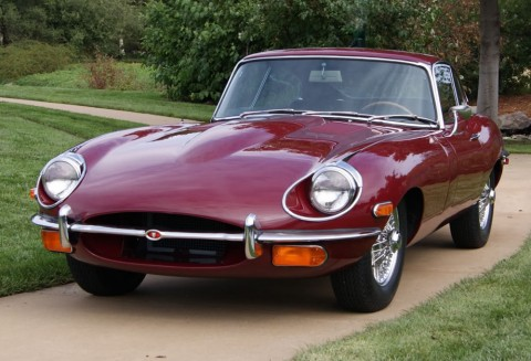1969 Jaguar E Type XKE Coupe for sale