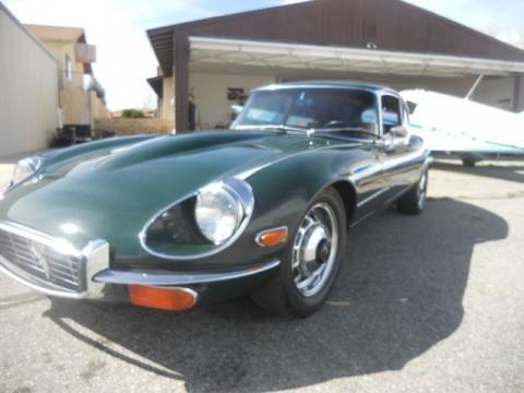 1971 Jaguar XKE V 12 2 + 2 Automatic for sale