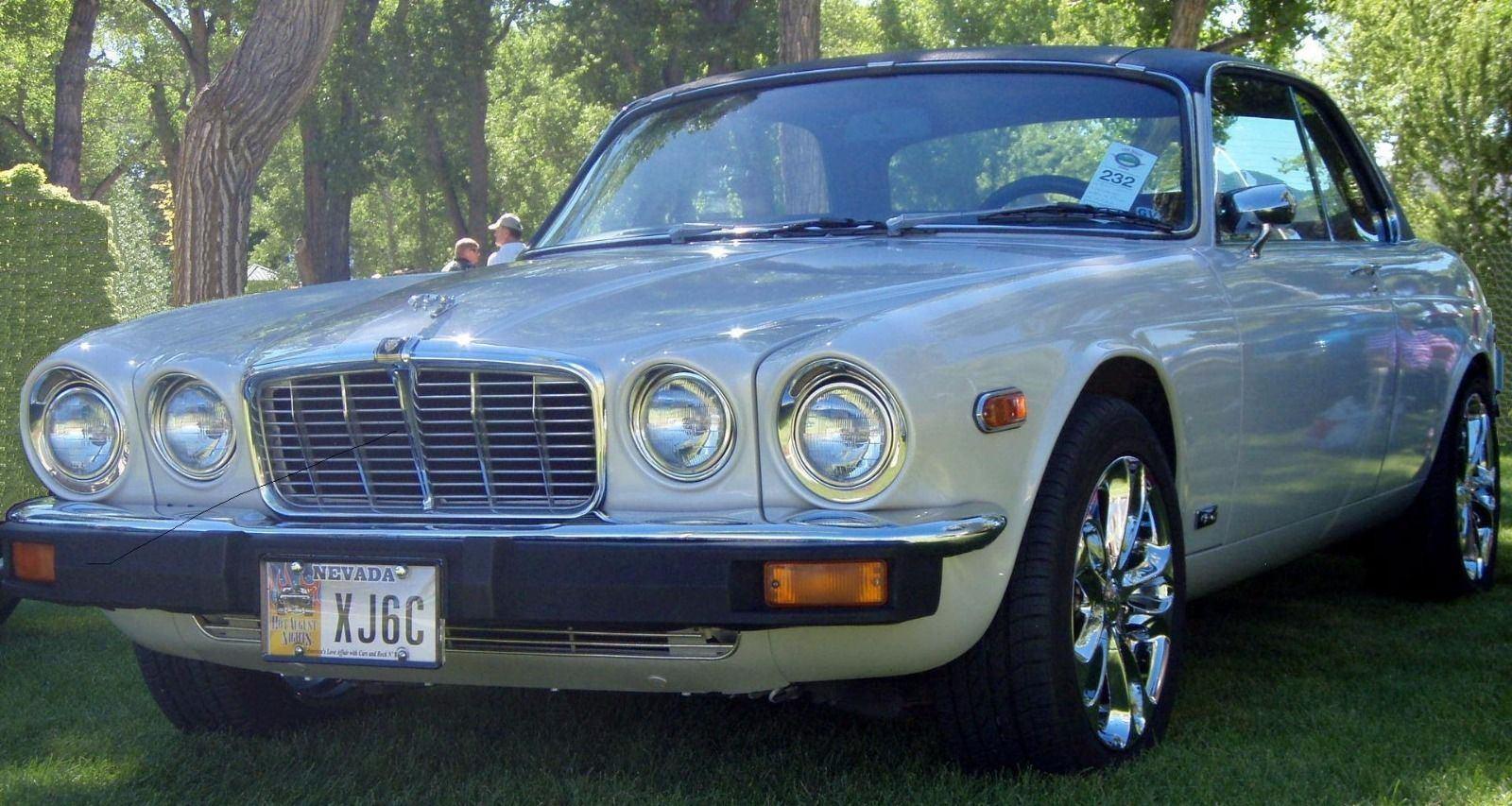 1976 Jaguar XJ6C for sale