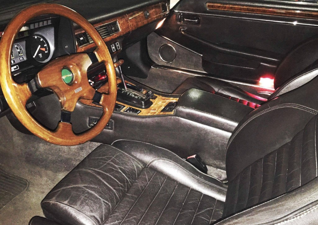 1989 Jaguar XJS Convertible 5.3L