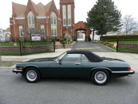 1990 Jaguar XJS Convertible V12 for sale