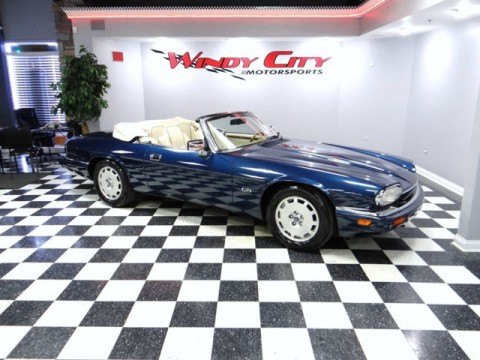 1996 Jaguar XJS 2dr 4.0L Convertible for sale