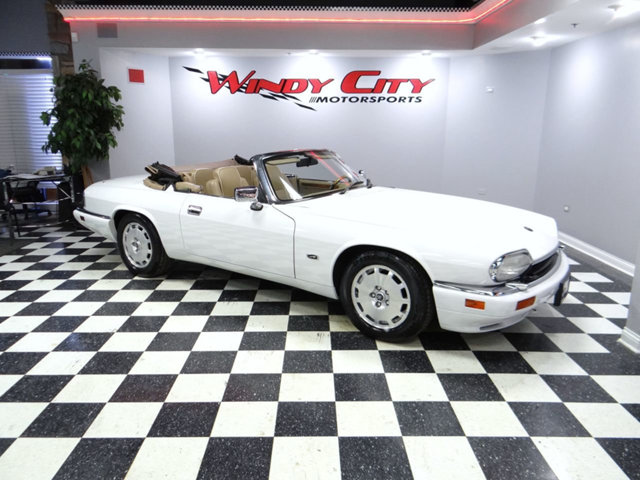 1996 Jaguar XJS 4.0L Convertible Celebration