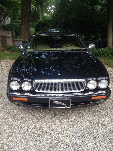 1997 jaguar xj6 vanden plas for sale. Black Bedroom Furniture Sets. Home Design Ideas