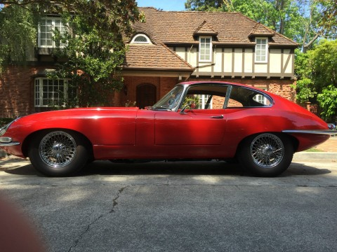 1965 Jaguar E Type 2 Seat Coupe FHC for sale