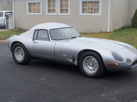1971 Jaguar E Type low drag custom coupe for sale