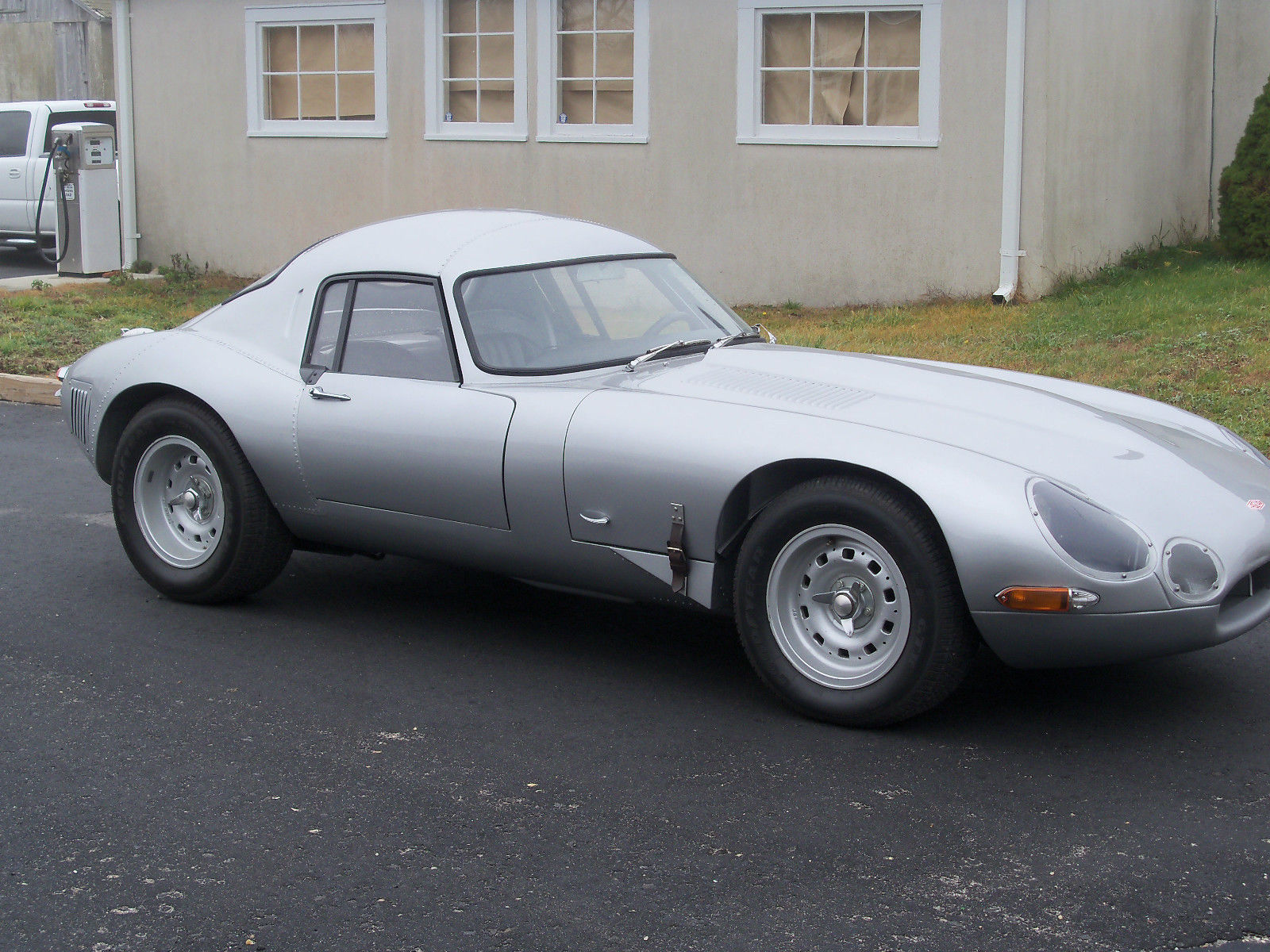 1971 Jaguar E Type Low Drag Custom Coupe For Sale