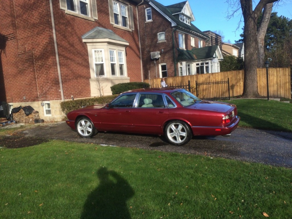 1999 jaguar xjr supercharged for sale. Black Bedroom Furniture Sets. Home Design Ideas