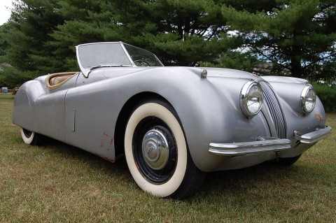 1954 Jaguar XK 120 Roadster for sale